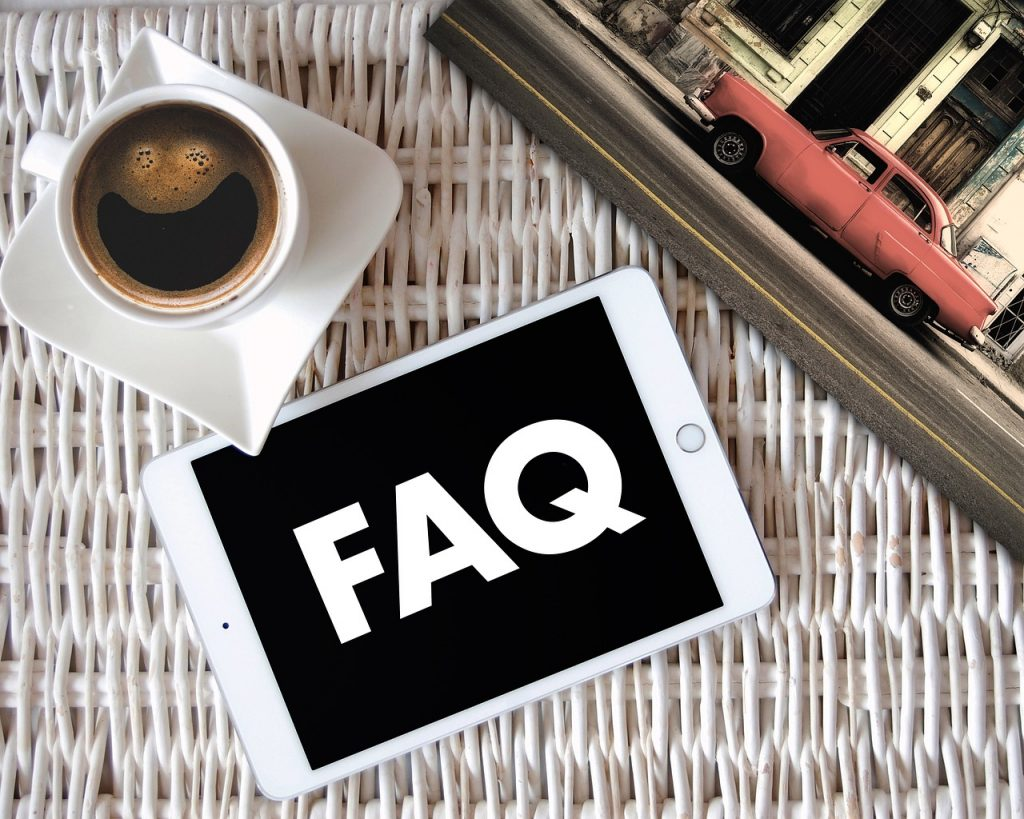 tablet, frequently asked questions, faqs